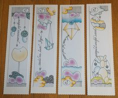 #Laguna #Favini #Calligraphy #Pergamena Crafts #bookmarks by Elisabetta Codega - Find more about #Laguna http://www.favini.com/gs/en/fine-papers/laguna/features-applications/ and #Calligraphy #Pergamena http://www.favini.com/products-converting/en/prod_det.php?cid=4&pid=10