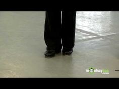 Tap Dance - Triple Time Step