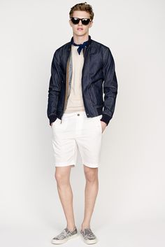 J.Crew Spring 2015 Menswear - Collection - Gallery - Style.com