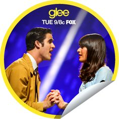 Glee Season 3 Finale Countdown: 5 Days...Crazy! Cool! The New Directions' production of West Side Store made us laugh and cry! Check-in with GetGlue to countdown to the Glee finale and earn this crazy cool sticker!