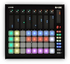 Livid Instruments BASE MIDI controller