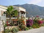 Villas near Kalkan Town, Kalkan, Turkey. Book direct with private owner TK1508