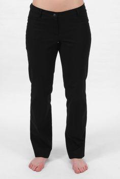 TR 001 W   Kalhoty bokové s bočními kapsami - Biomee