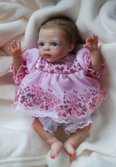 mini baby Nessa 9.5 inches by Shelly