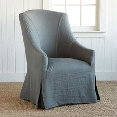 Genial Custom Hemp Slipcovers Update Old Chairs | Pinterest | Cord, Linens And  Upholstery