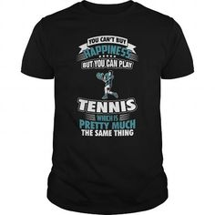 Cannot Buy Happiness Play Tennis T Shirts, Hoodies. Check Price ==► https://www.sunfrog.com/LifeStyle/Cannot-Buy-Happiness-Play-Tennis--0316-Black-Guys.html?41382 $24
