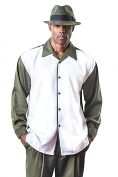 f261f78298286 Button-Front Long Sleeve Regular XL Casual Shirts for Men