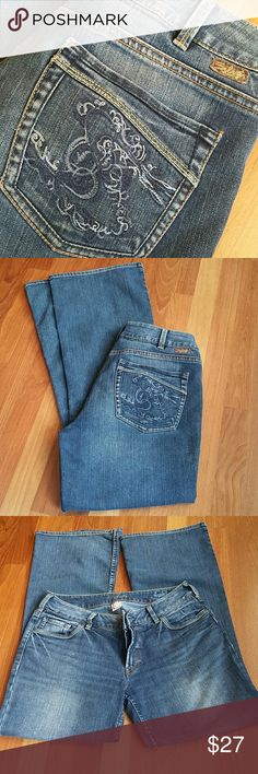 Silver Suki Jeans 32x32 Silver Jeans Jeans Boot Cut