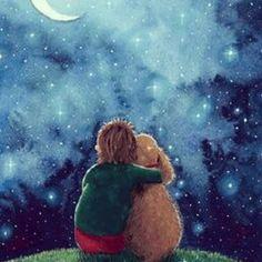 Instagram photo by franximenes_poesia - À noite todo o céu vira um imenso jardim.. E quem não gosta de admirar e contar estrelas sem fim..?! ✨⭐✨ ________FranXimenes  Abençoada noite..