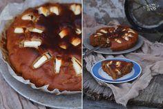 HAPPYFOOD - Сладко-соленый кекс с фетой