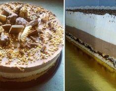 Nepečené Kinder Bueno rezy - Receptik.sk Tiramisu, Ethnic Recipes, Food, Essen, Meals, Tiramisu Cake, Yemek, Eten