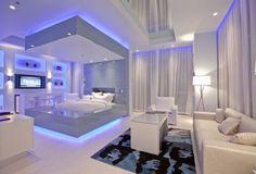 VIP Guests Pool Suites Hard Rock Hotel Las Vegas Design by ...