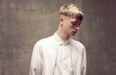 Tom at Elite Models London by Cecilie Harris / New Face: Tom at Elite Models / News / Boys by Girls