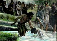 Homily     January 12, 2014                The Baptism of the Lord