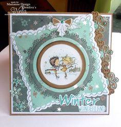 Nelasbasteleien: Winter Wonderland