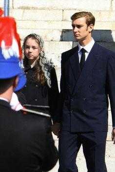 princesse alexandra et pierre csiraghi