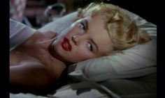 Marilyn 's big staring role in ''Niagara'' 1953