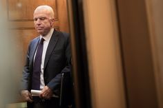 McCain Announces Opposition to Republican Health Bill Likely Dooming It