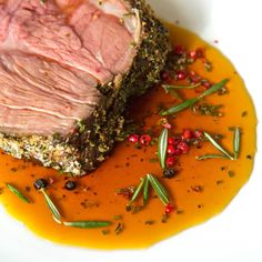 Less expensive than luxurious prime rib and tenderloin, chuck roast can be one tough mother. But when treated with love, care, and a nice, relaxing sous vide rest—courtesy of BFF Joule—it's just as primo and tender as the spendier options and packs a whole lotta flavor. Trust us: chuck is guaranteed to wow your holiday crowd. Check out all the deets in the chuck roast guide in the Joule app, part of the new Holiday Roasts collection. Or just hit that profile link for the recipe.