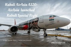 Rajinikanth's Kabali AirAsia Aircraft will be the first ever flight in the history of Indian cinema, a private airliner has dedicated its aircraft to a film