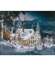 The Seasons 1,000-Pc. Puzzles by Fred Swan