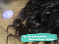 Shampoing solide hydratant