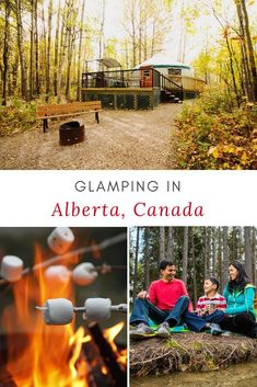You've likely heard of Banff National Park, but there are plenty of amazing spots in Alberta to get experience the great outdoors. Glamping is one of the best ways to get back to nature without having to rough it. Banff Canada, Alberta Canada, Newfoundland Tourism, What To Bring Camping, Canadian Travel, Canadian Rockies, Alberta Travel, Discover Canada, Canada Destinations