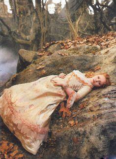 Sleepy Hollow -Katrina's Peach Gown