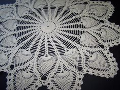 When will the doily have it's day?
