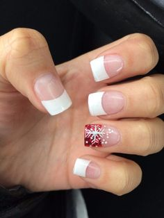 38 Unique & Beautiful Winter Nail Art Ideas