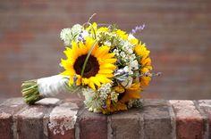 Hegykői Virágoslányok: Napraforgós esküvő