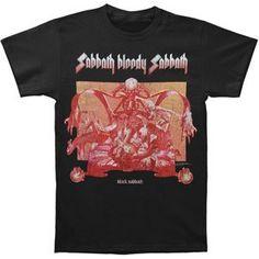 Black Sabbath - T-shirts - Band (bestseller)