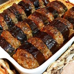 Good evening friends Eggplant I shared in my story . - Good evening friends 🤗 Eggplant kebab I shared in my story … – # evenings # friends # Good # # in my story Italian Chicken Dishes, Italian Pasta Recipes, Meat Recipes, Appetizer Recipes, Vegetarian Recipes, Chicken Recipes, Cooking Recipes, Vegetarian Italian, Italian Foods