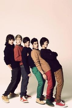 Fetus One Direction... Repin if you remember this pic)