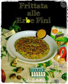 Le Delizie della Mia Cucina: Cucina Lombarda: Frittata alle Erbe Fini