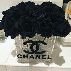 DIY Chanel vase
