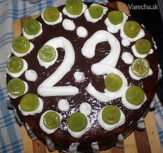 Najlepší tortový korpus - Čoko torta