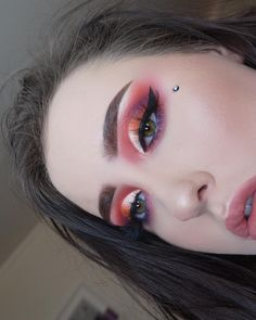 I know I've already posted this look but I wanted to post a close up as well. And the look I did today didn't turn out that great because…