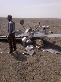 Welcome to Nonsoloaded's blog: Unmanned drone (allegedly) crashes in Borno villag...