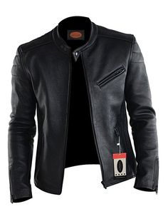 Laverapelle Mens Lamb skin Real Leather Jacket Black 1510008 *** You can get more details by clicking on the image. Best Leather Jackets, Leather Jacket Outfits, Lambskin Leather Jacket, Biker Leather, Leather Men, Real Leather, Pink Leather, Leather Fashion, Mens Fashion