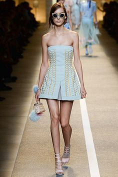 Milan Fashion London Day 2 Fendi Spring/Summer 2015 Ready to wear 18 September 2014