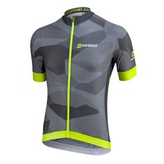 Short-sleeved cycling jersey UNION 2016