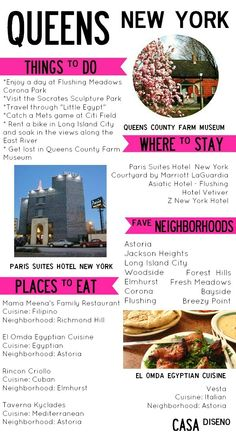 A Taste of Travel: New York – Queens #travel #nyc