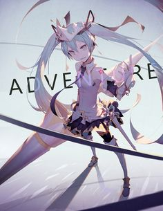 Weapons / vocaloid