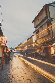 Kyoto, Japan | LightPoem