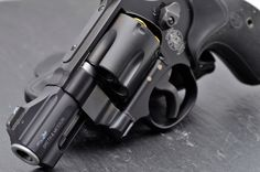 Smith & Wesson 325 Night Guard