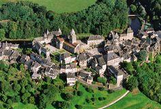 Uzerche © J.F Amelot / ADT Corrèze