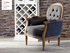 Fotel królowej. #fotel #chair #queen #styl #design #idea #salon #livingroom