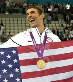 London 2012: Team USA's Gold Medals: Michael Phelps