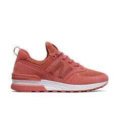 66a354c284d3 New Balance Women s 574 Sport Sneaker Pink New in BOX WS574CR  NewBalance   BaseballShoes